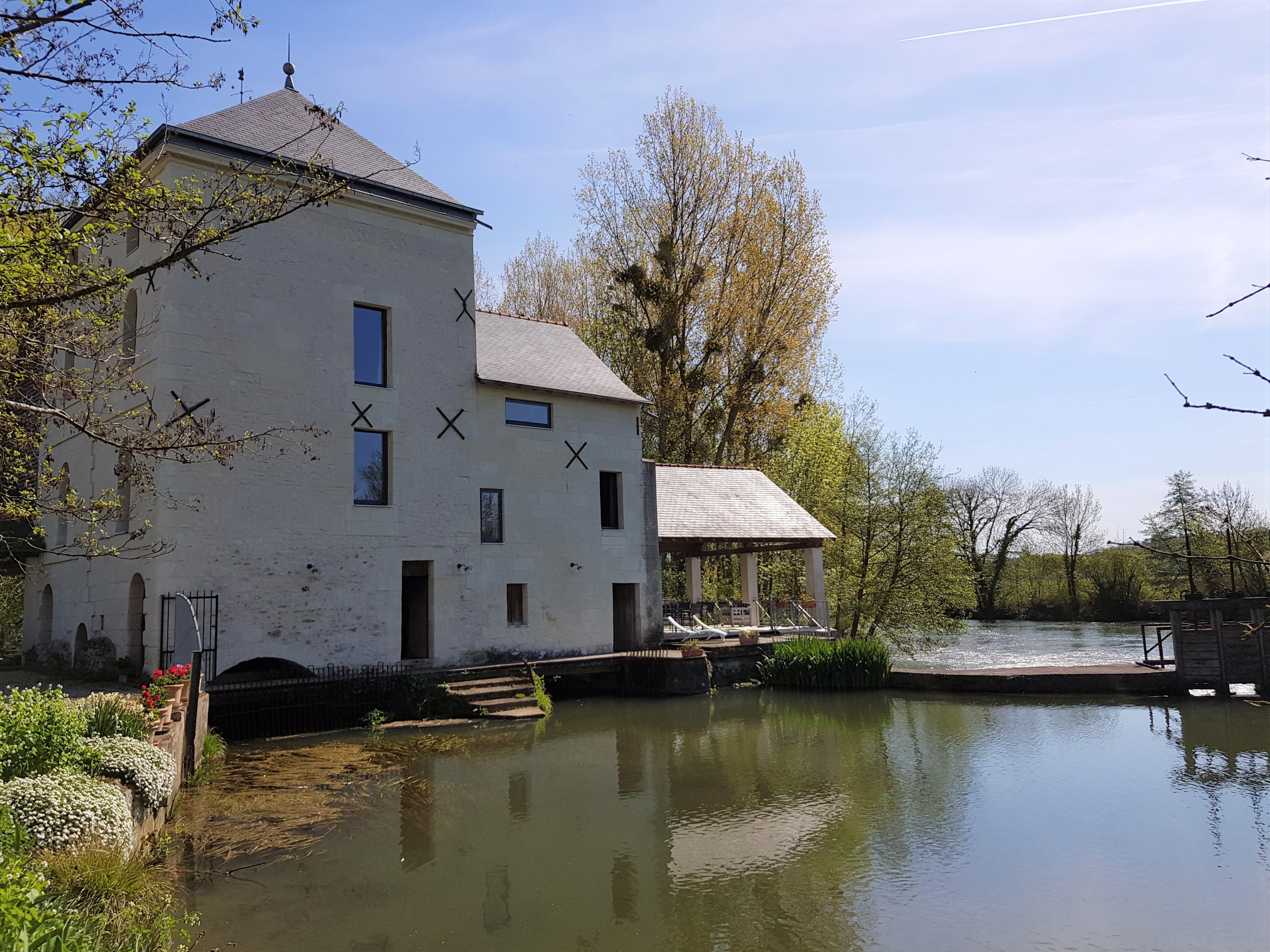Moulin Bambou